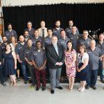 Inauguration Construc-Plus équipe