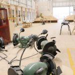 Atelier de Charpenterie-menuiserie Construc-Plus